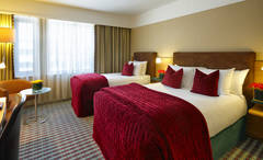 Croke Park Hotel Superior 1 Double 1 Single Bed