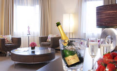 Marylebone Luxury Suite Queen
