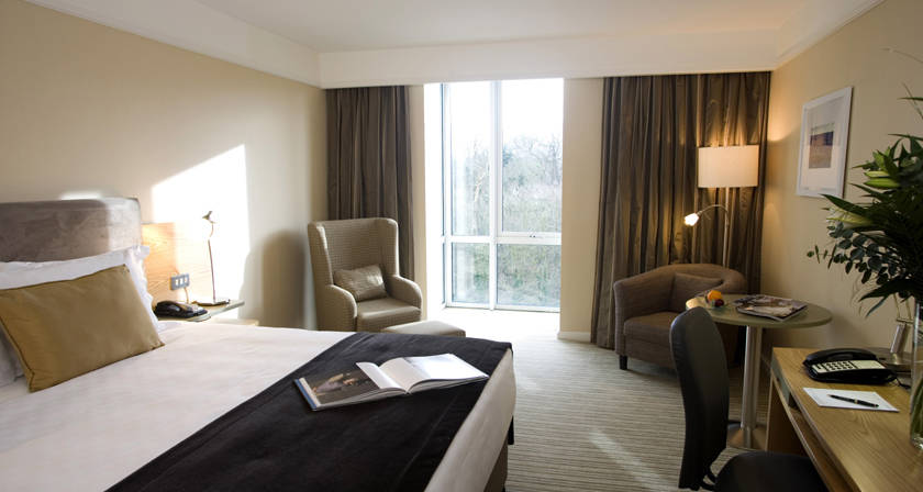 River Lee Hotel Superior Double Room
