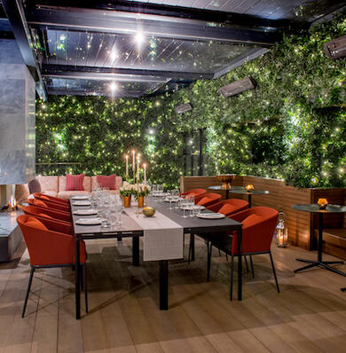 Marylebone Rooms_The Courtyard_private dining 300 dpi 1