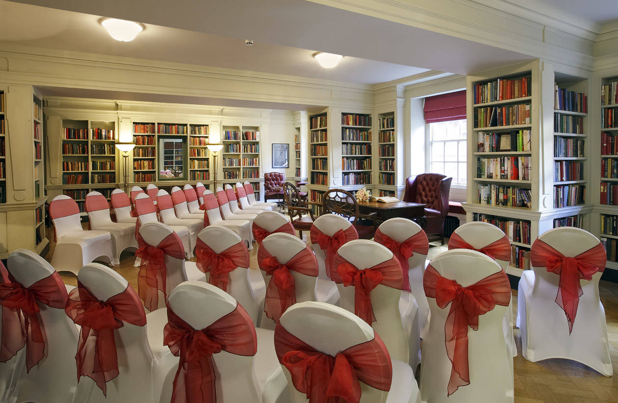 Weddings in The Seamus Heaney Library
