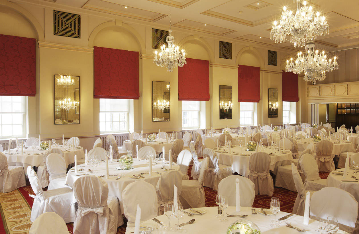 Weddings in Queen Mary Hall