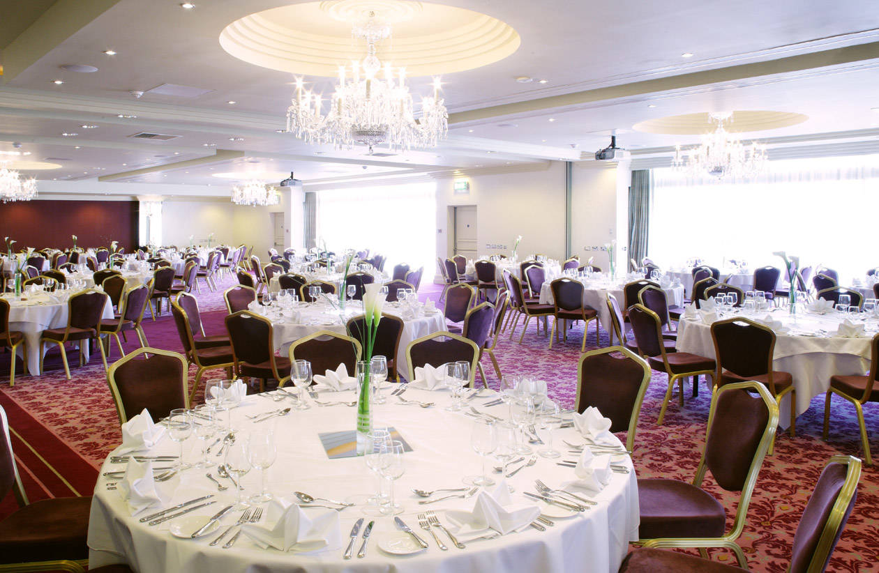 The Ballroom at The Bristol Hotel