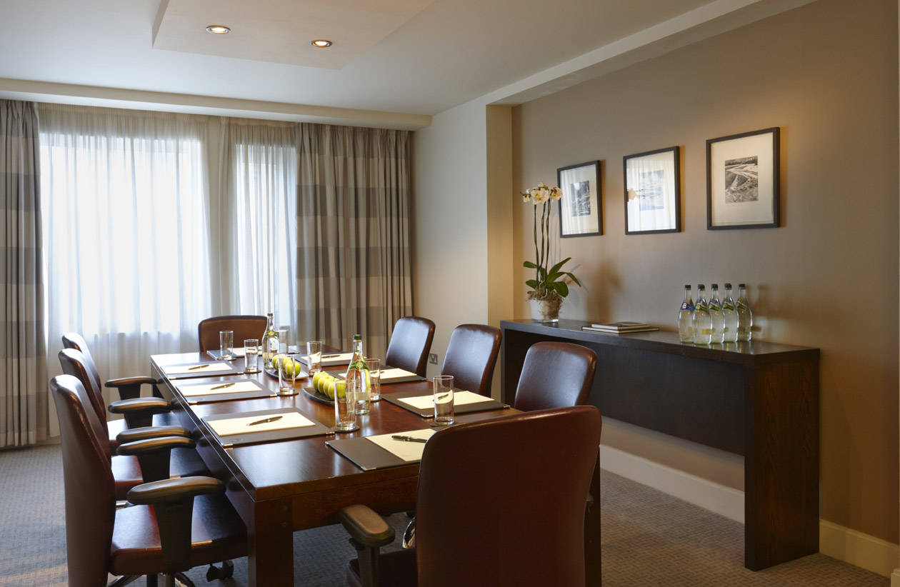 The Boardroom in the Executive Lounge