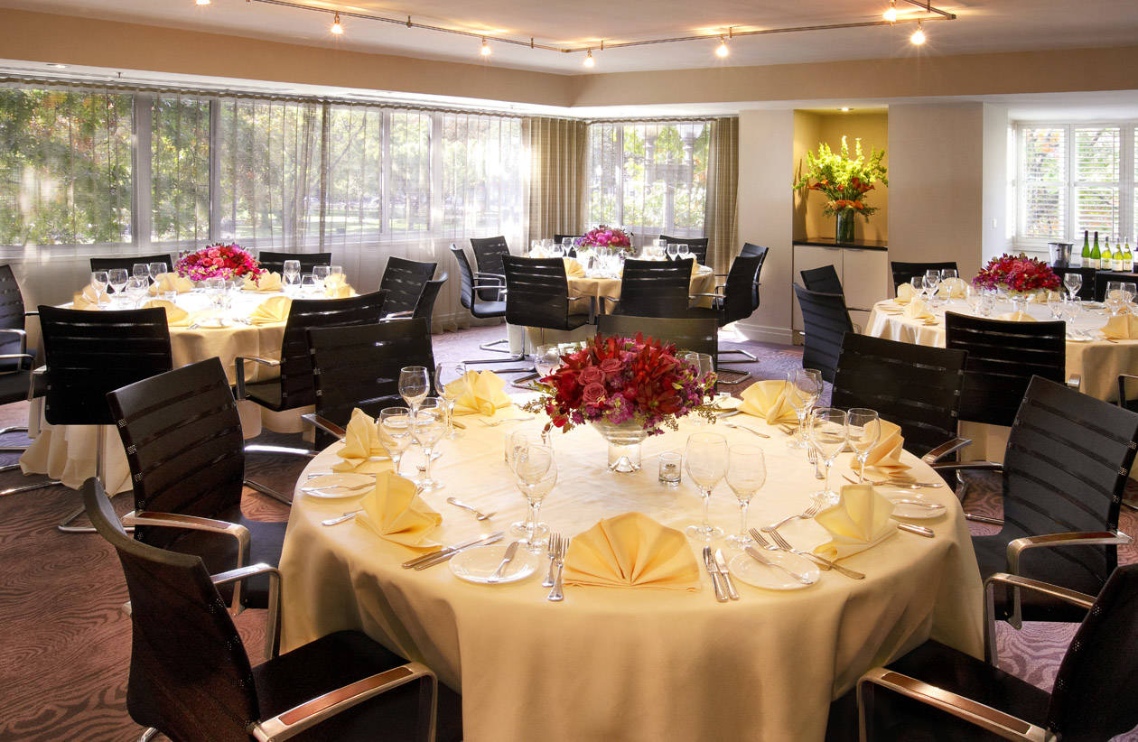 Private Dining at The Dupont Circle Hotel
