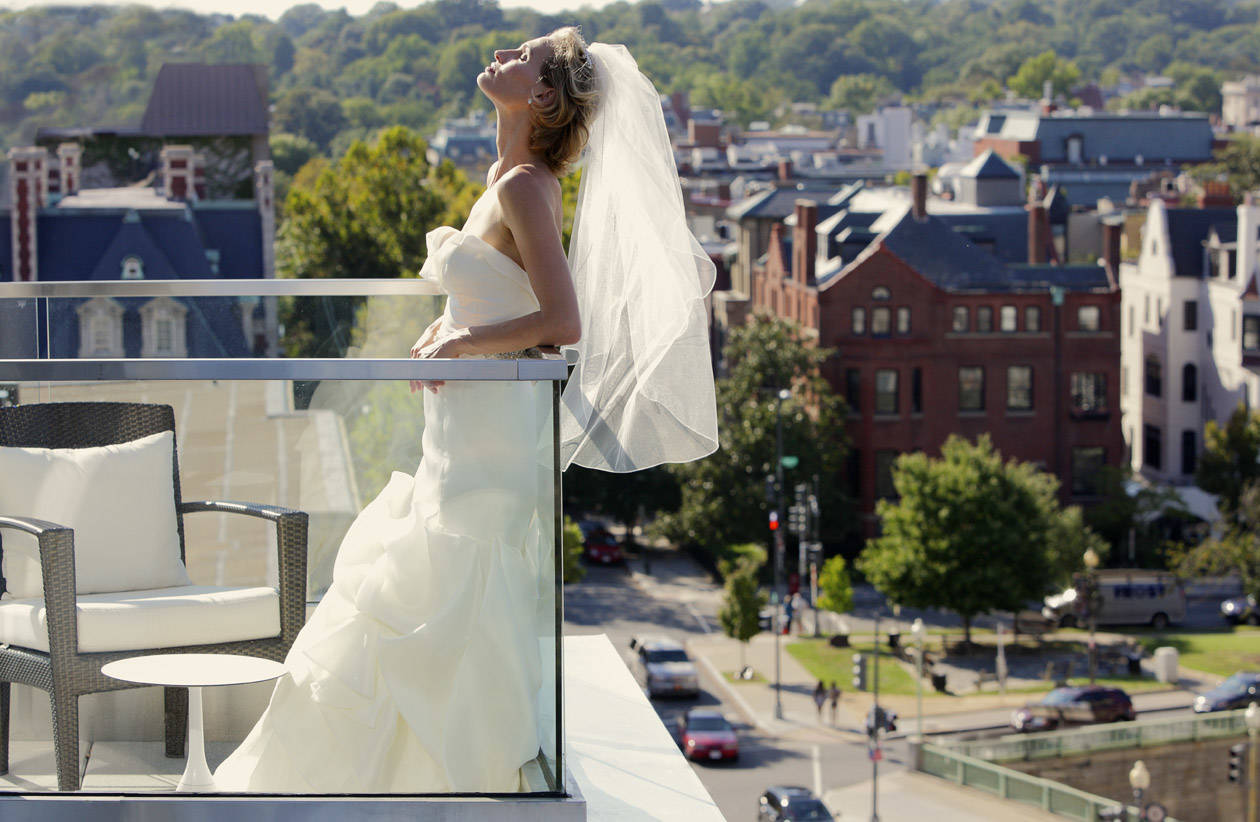 Weddings at The Dupont Circle Hotel