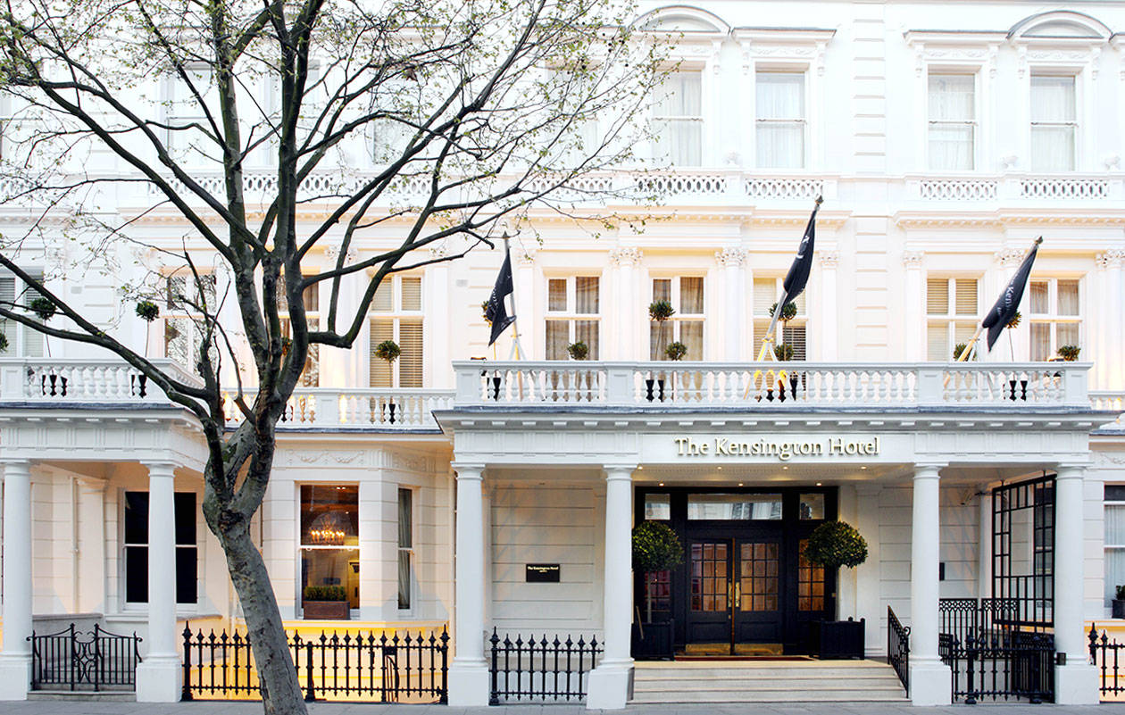 The kensington hotel hotel in south kensington london for Hotel collection hotels