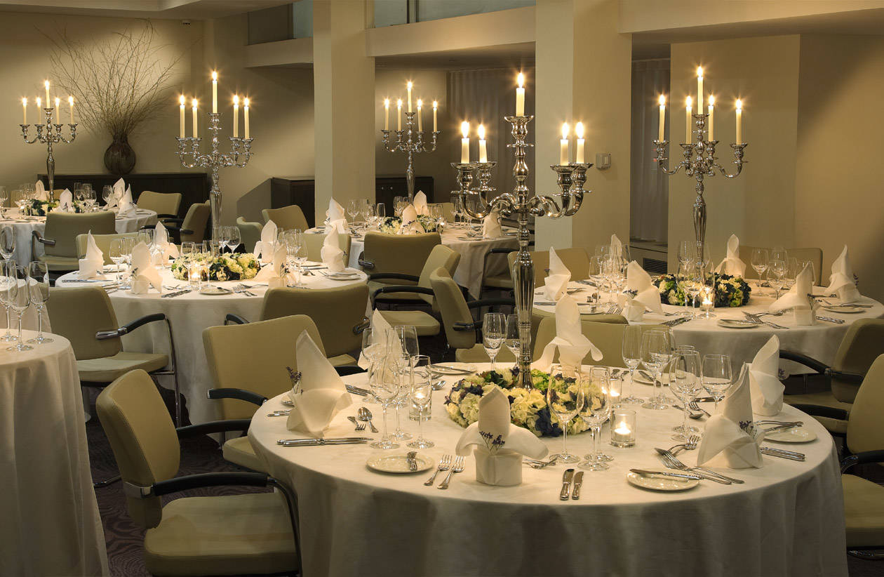 Private Dining in The Henry Hallam Suite