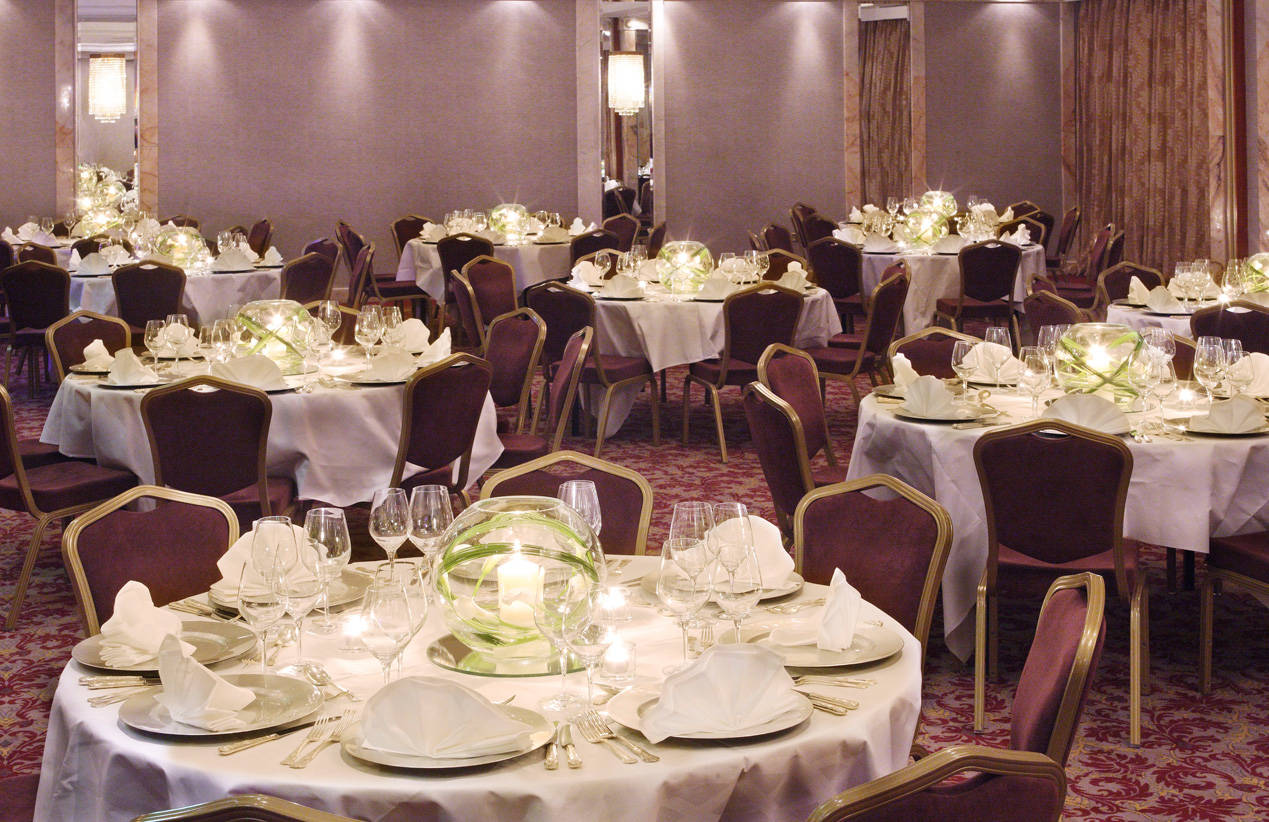 Private Dining in The Grafton Suite
