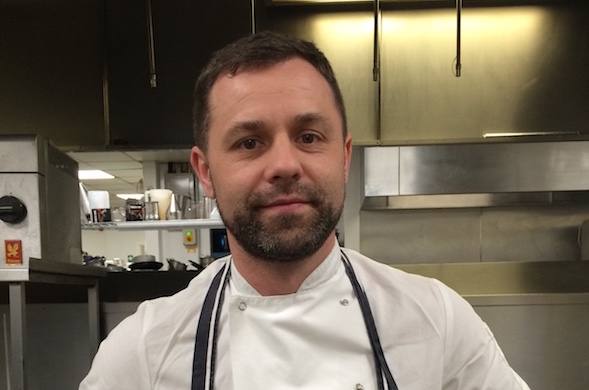 Q&A with head chef at the bristol hotel and the river grille Pawel Mikolajczewski the doyle collection hotels