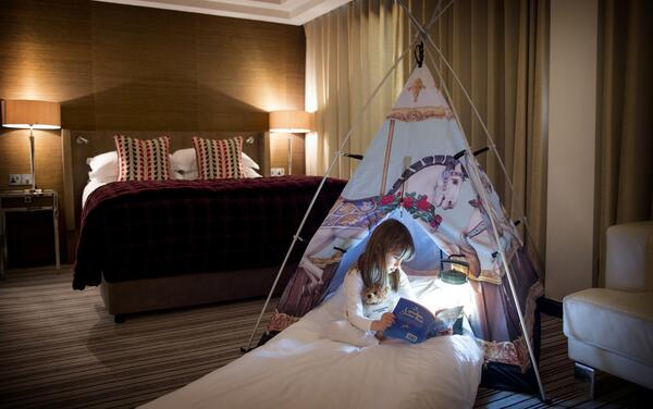 Tepee - Emilia & MAR Studio Suite